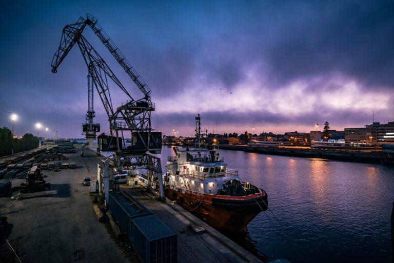 sea trade ports sustainable development