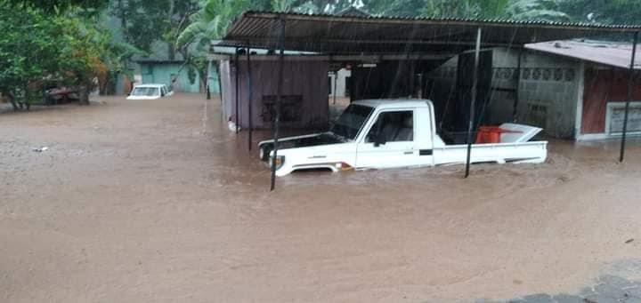 Hurricane Impacts in Nicaragua