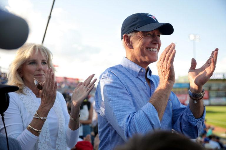 President-elect Joe Biden on the Fourth of July