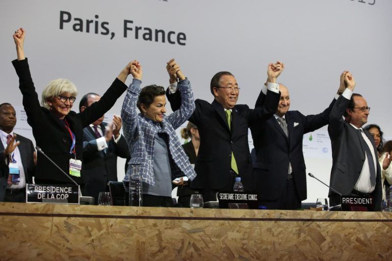 Paris Agreement 2015
