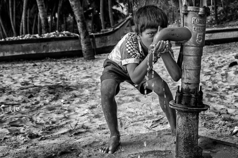 Groundwater Hand Pump India