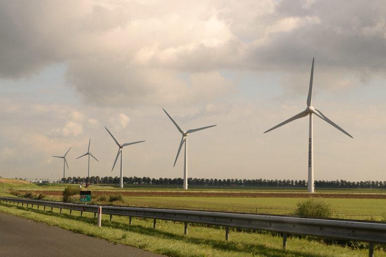 Dutch Wind Turbines