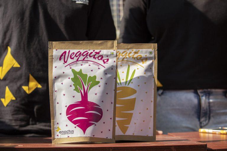 Veggitos made under Project Utkarsh