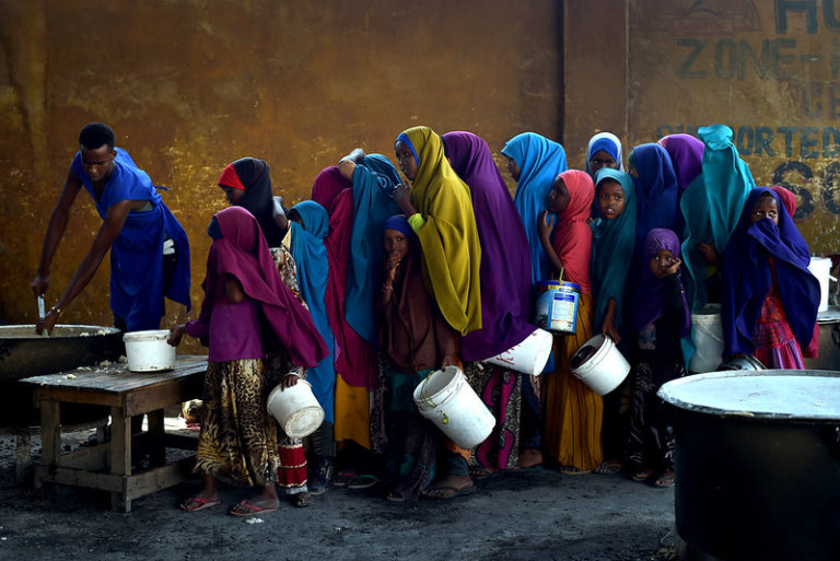 Somalia drought famine