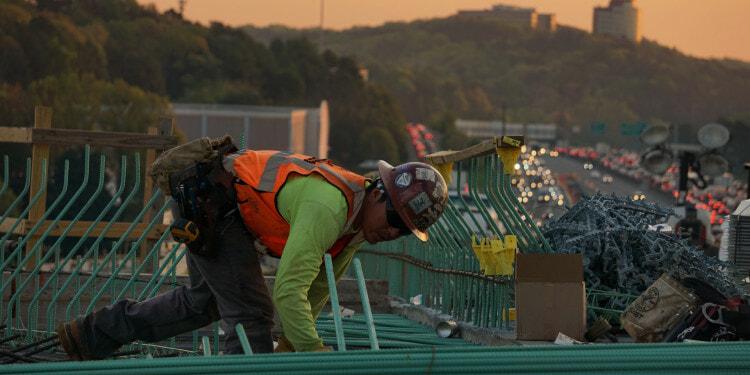 BCA construction worker