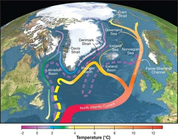 The Atlantic Meridional Overturning Circulation