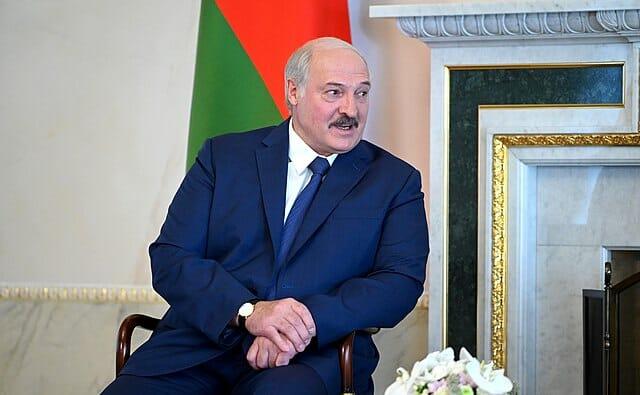 Belarusian President, Alexander Lukashenko