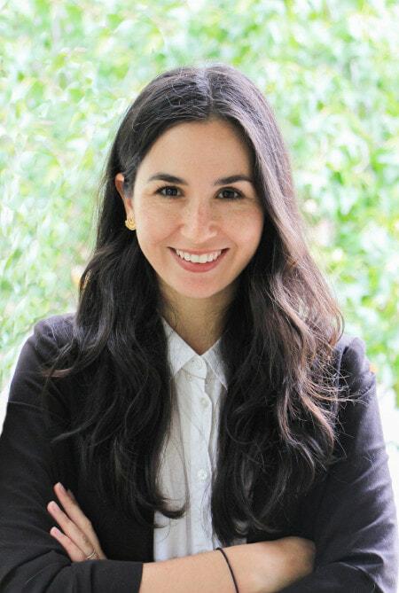A profile picture of the vet nurse, Nicole Rojas Marin