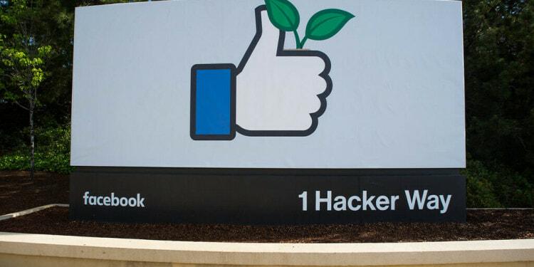 Sign for Facebook