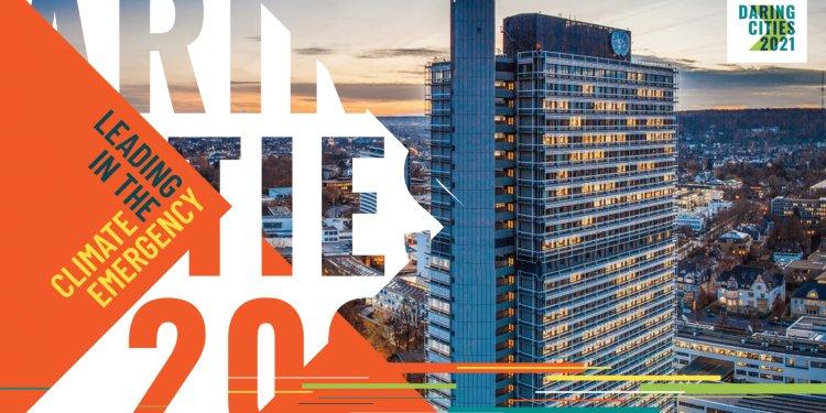 Daring Cities 2021