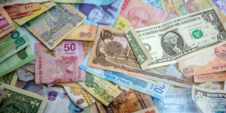 global currency which will be held to corporate tax