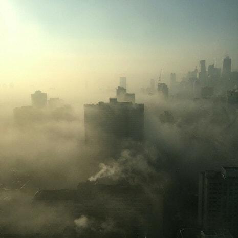 air pollution environment